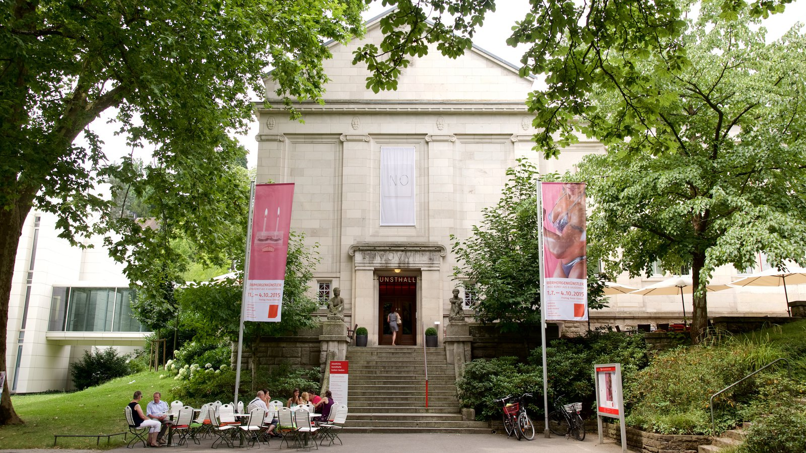 Staatliche Kunsthalle The Black Forest, Attraction Pictures: View Images of Staatliche Kunsthalle Baden-Baden