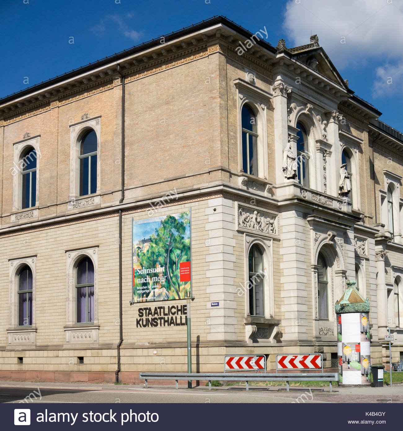 Staatliche Kunsthalle The Black Forest, Staatliche Kunsthalle Stock Photos & Staatliche Kunsthalle Stock ...