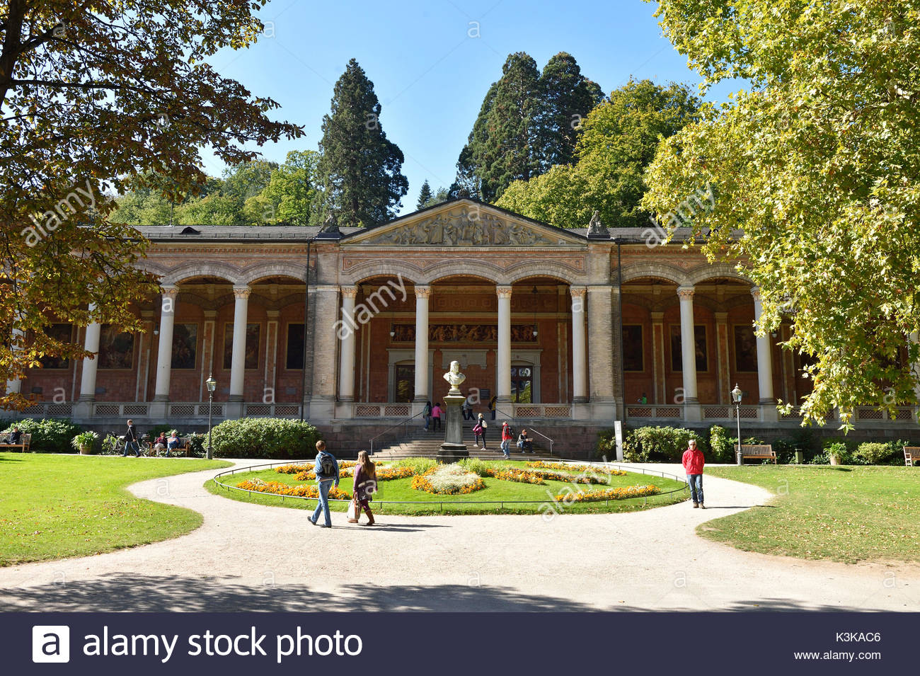 Staatliche Kunsthalle The Black Forest, Gallery Forest Stock Photos & Gallery Forest Stock Images - Alamy