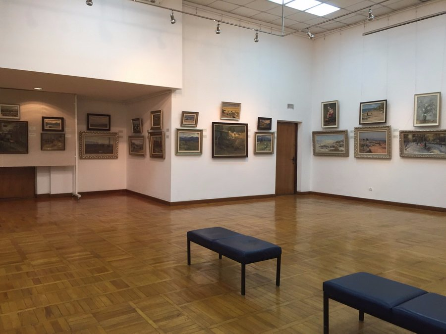 State Museum of Fine Arts Bishkek, Museum of Fine Arts (Bishkek) - All You Need to Know Before You Go ...