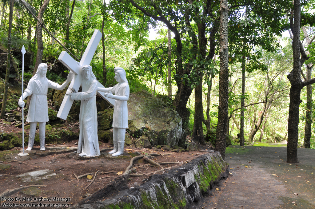 Stations of the Cross Camiguin, Camiguin Walkway: To Mount Vulcan and Stations of the Cross ...