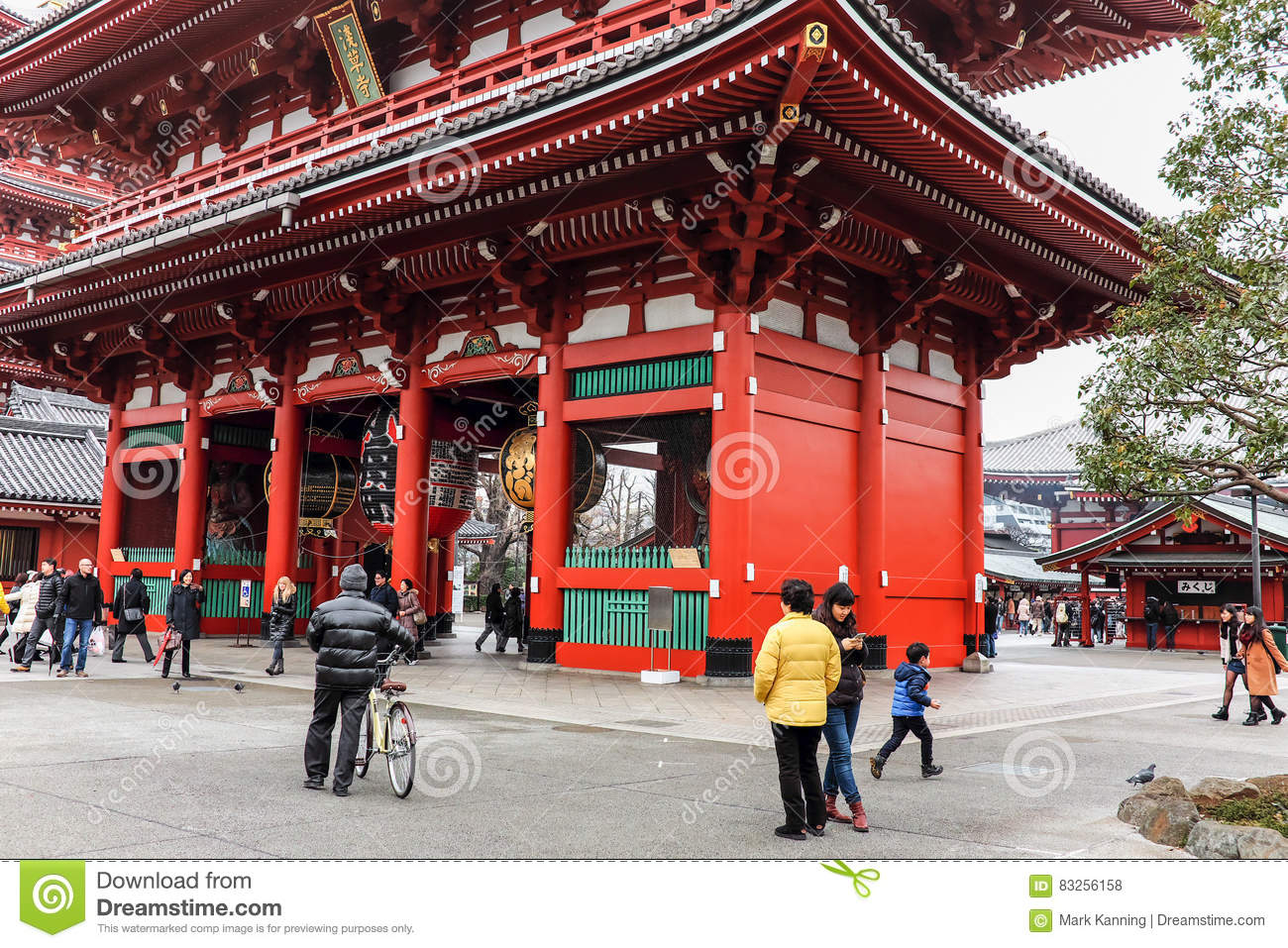 Statue of Hachiko Tokyo, Winter Visitation To The Senso-Ji Temple And Shrine In Tokyo ...