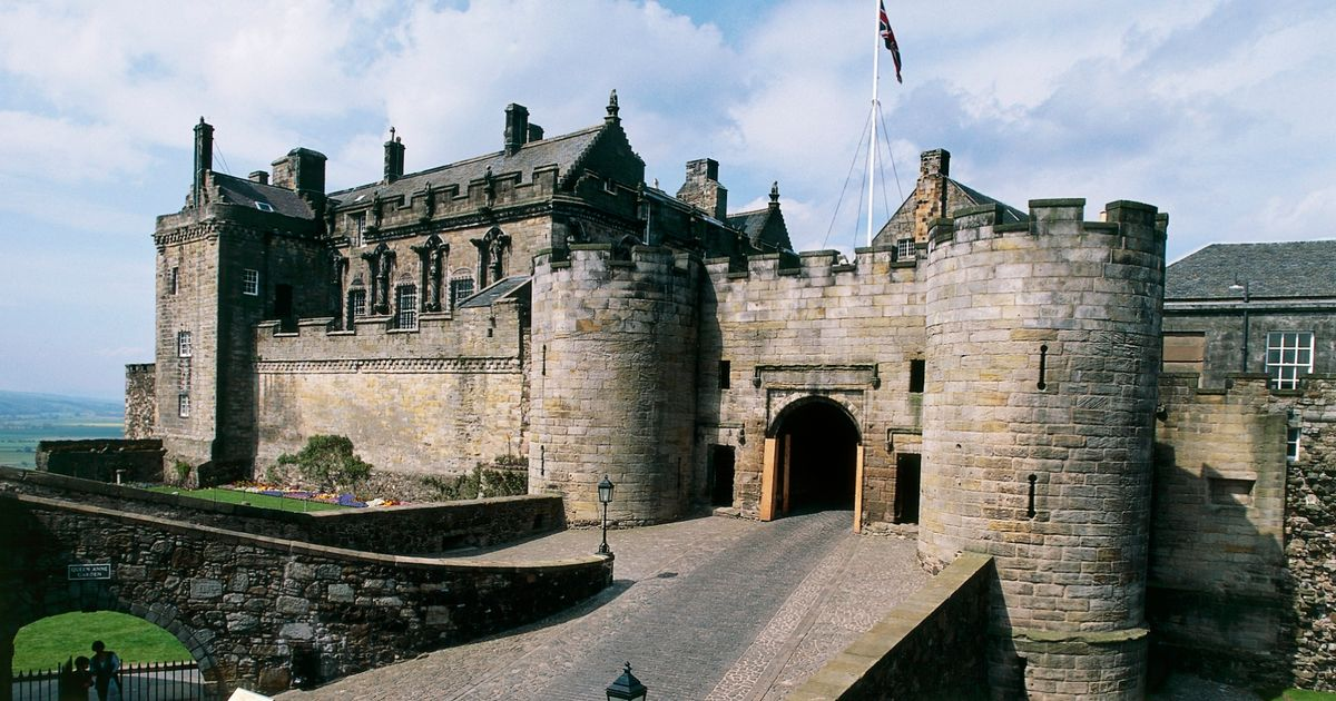 Stirling Castle Stirling, Check out Scotland's creepiest castles - Daily Record