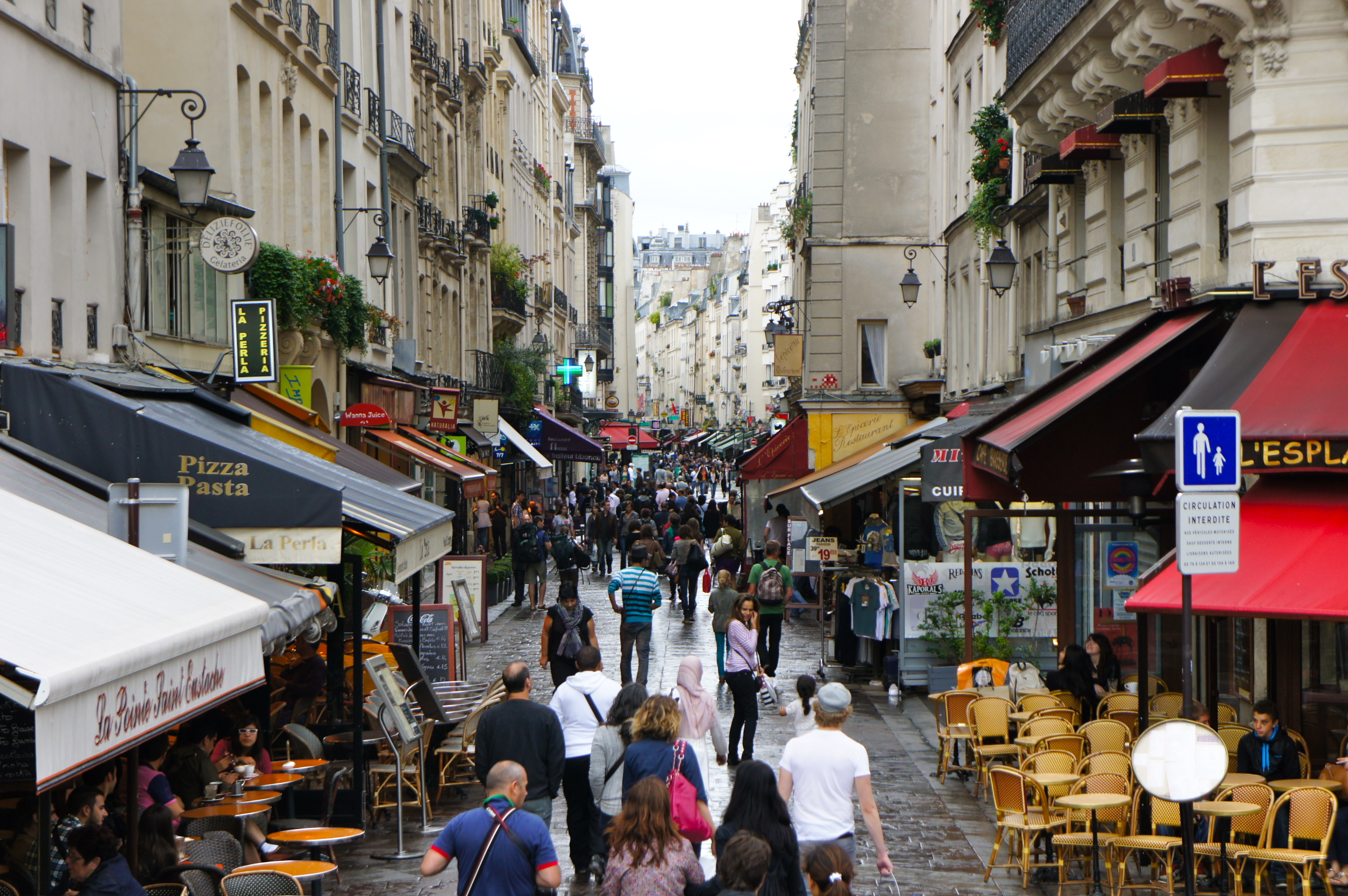St-Julien-le-Pauvre Paris, Paris! Discovering It For The First Time. | ilahblogs