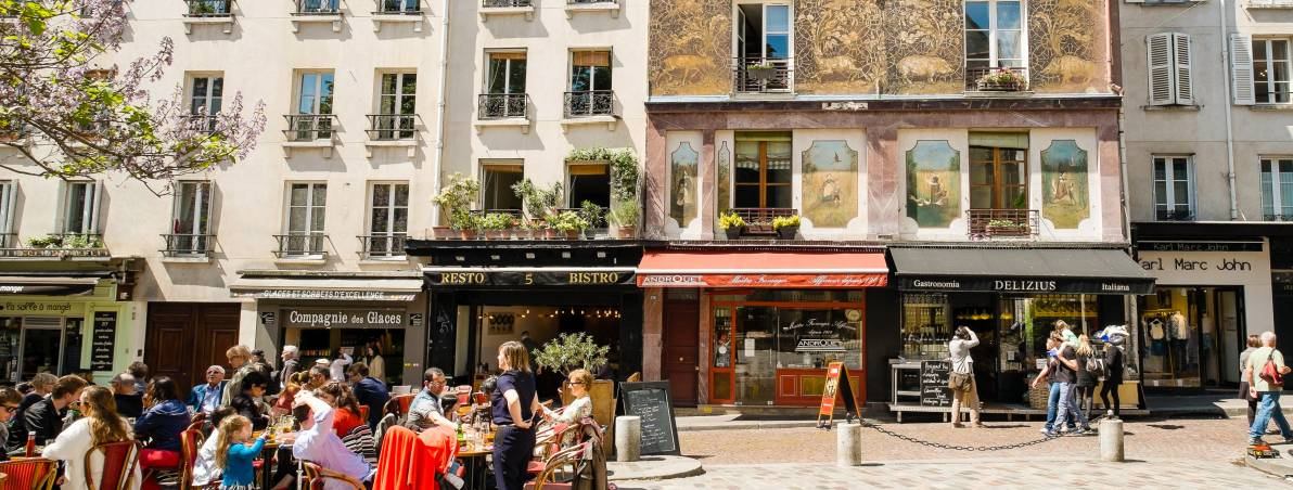 St-Louis-en-L'Ile Paris, Rue Mouffetard | Paris | DK Eyewitness Travel
