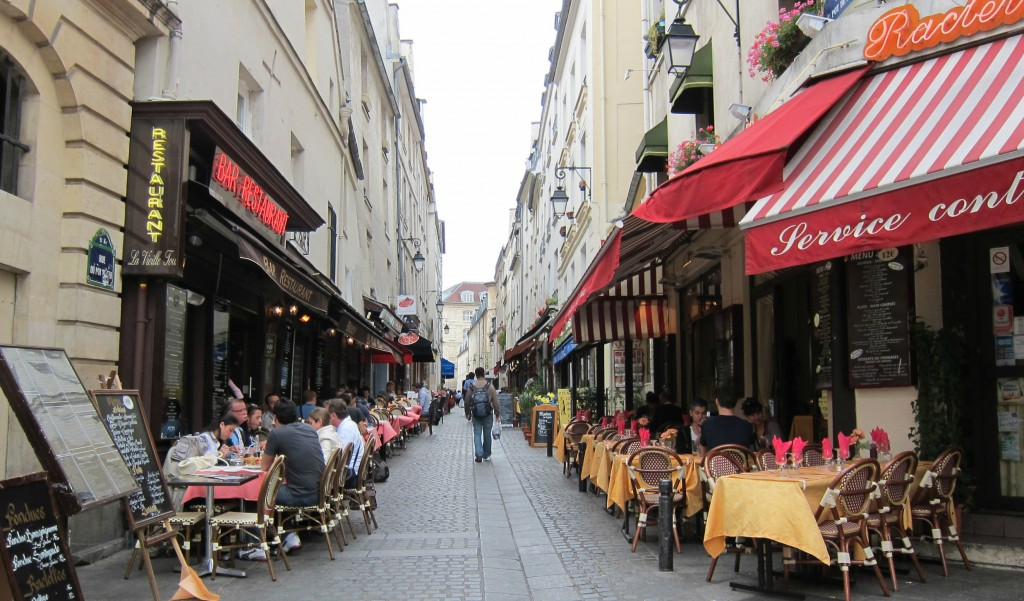St-Louis-en-L'Ile Paris, Rue Mouffetard: Living Like A Local In Paris