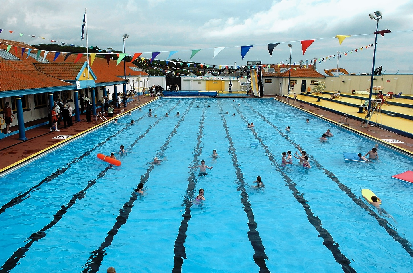 Stonehaven Open-Air Swimming Pool Aberdeen and the Northeast, Stonehaven Open Air Pool Archives | Press and Journal