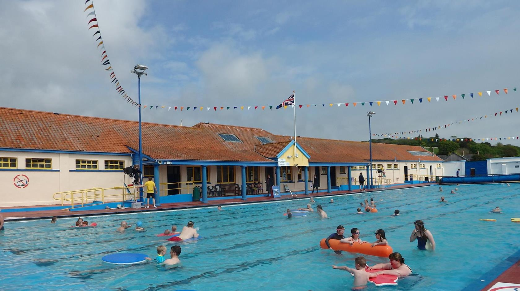 Stonehaven Open-Air Swimming Pool Aberdeen and the Northeast, Things To Do In Stonehaven | Day Out With The Kids