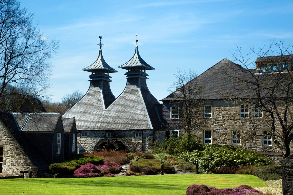 Strathisla Distillery Aberdeen and the Northeast, The Malt Whisky Trail in Speyside - Itinerary   VisitScotland