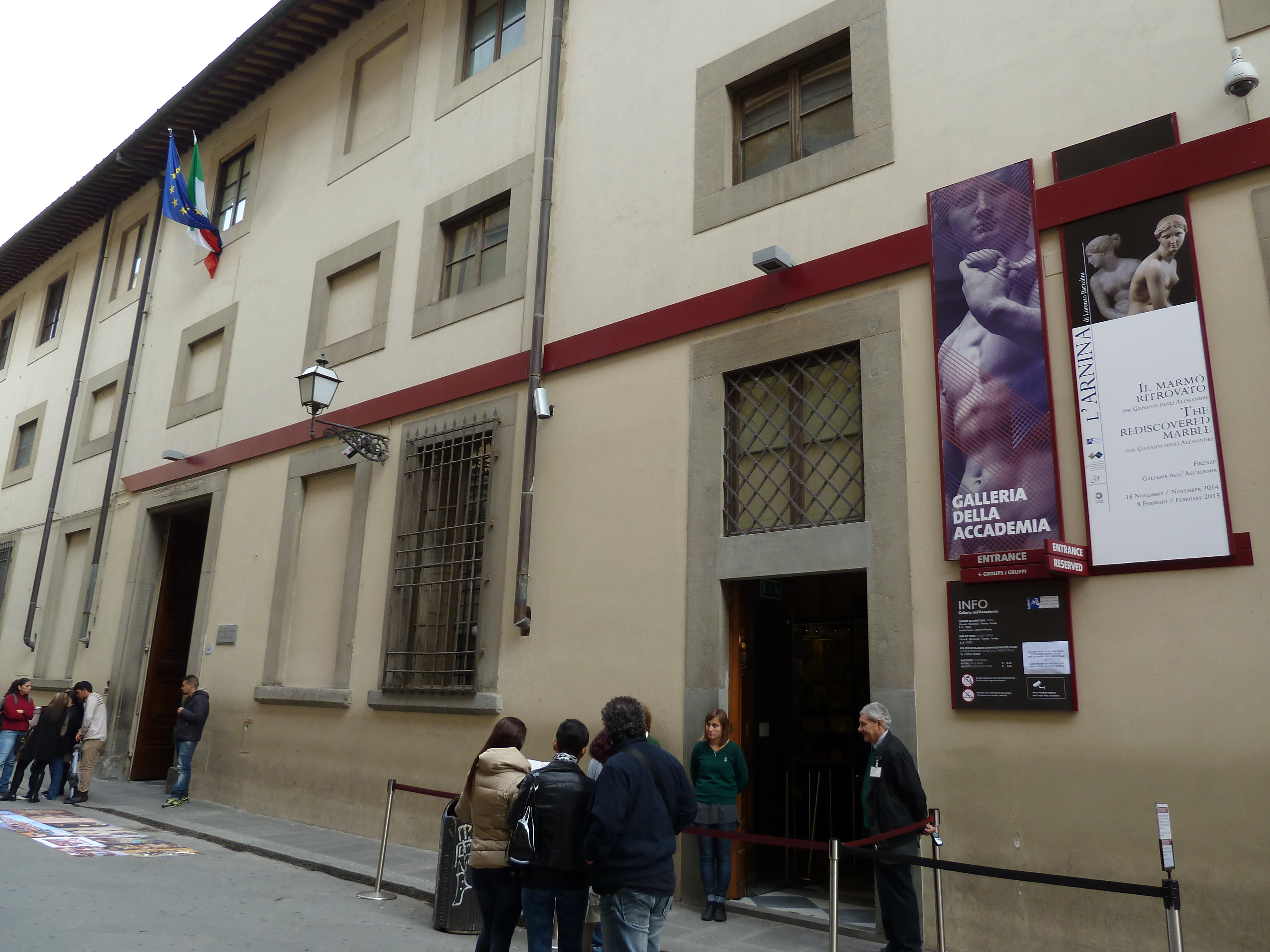 Street Levels Gallery Florence, Insider's Florence Trip—Galleria dell'Accademia 藝術學院美術館 ...