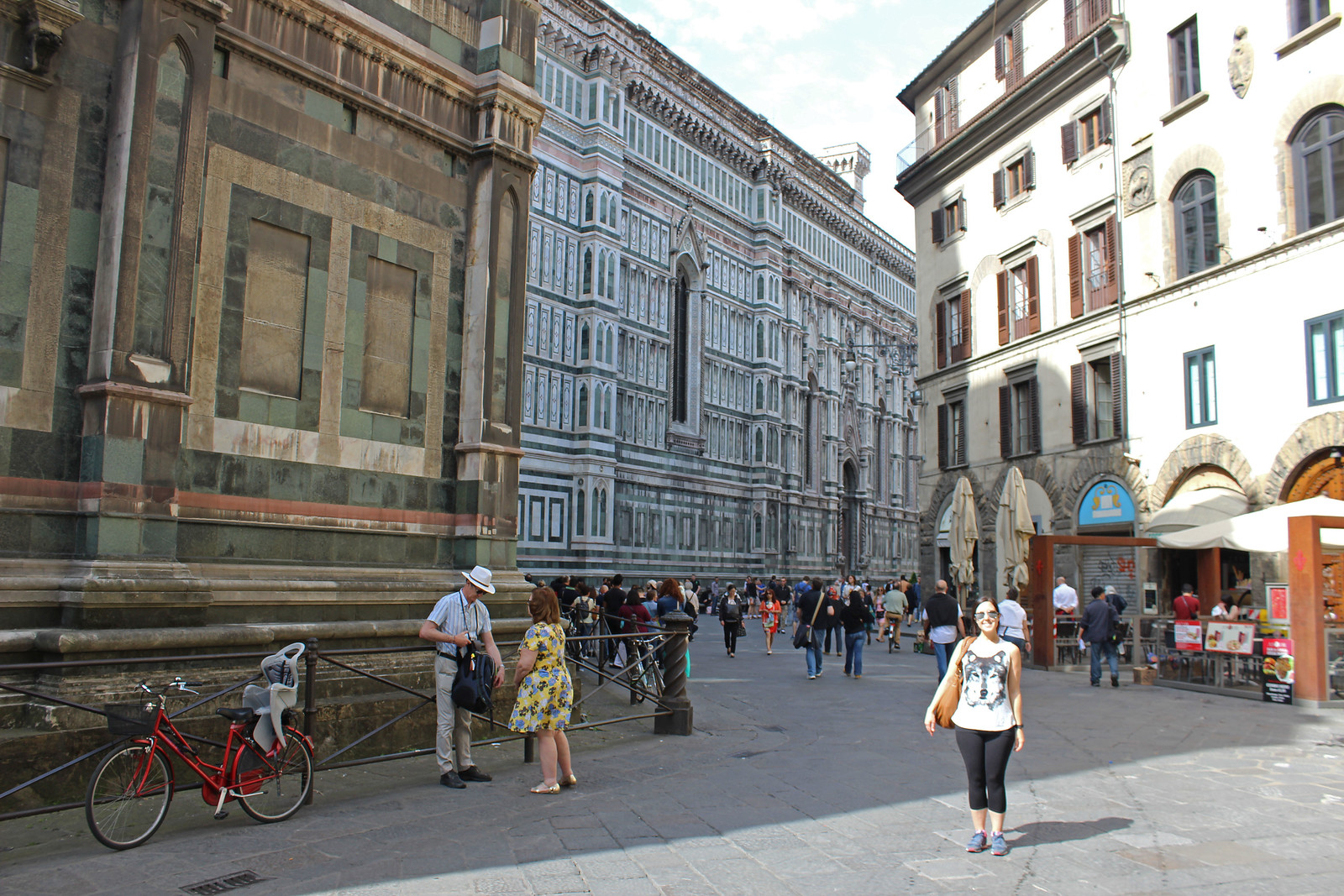 Street Levels Gallery Florence, Why You Must Visit the Duomo Florence - Justin Plus Lauren