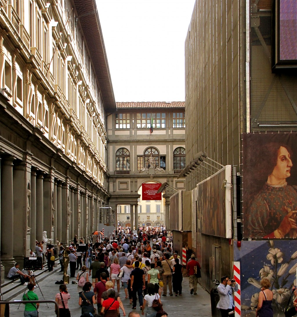 Street Levels Gallery Florence, Tips for Visiting the Uffizi Museum, Florence, Italy | WanderWisdom