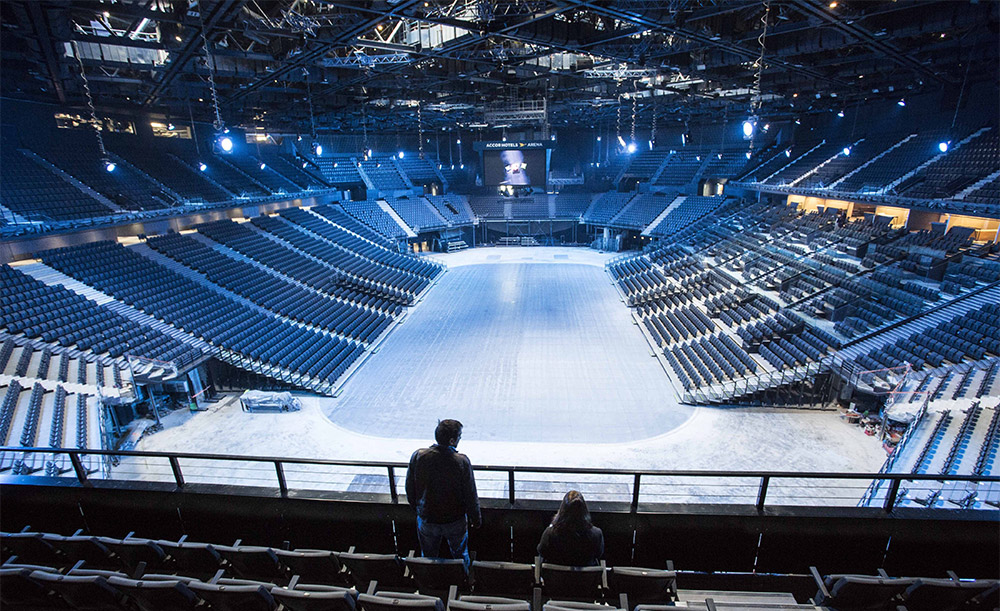Studio 28 Paris, Venue in Paris is Accorhotels Arena, Bercy - Page 2