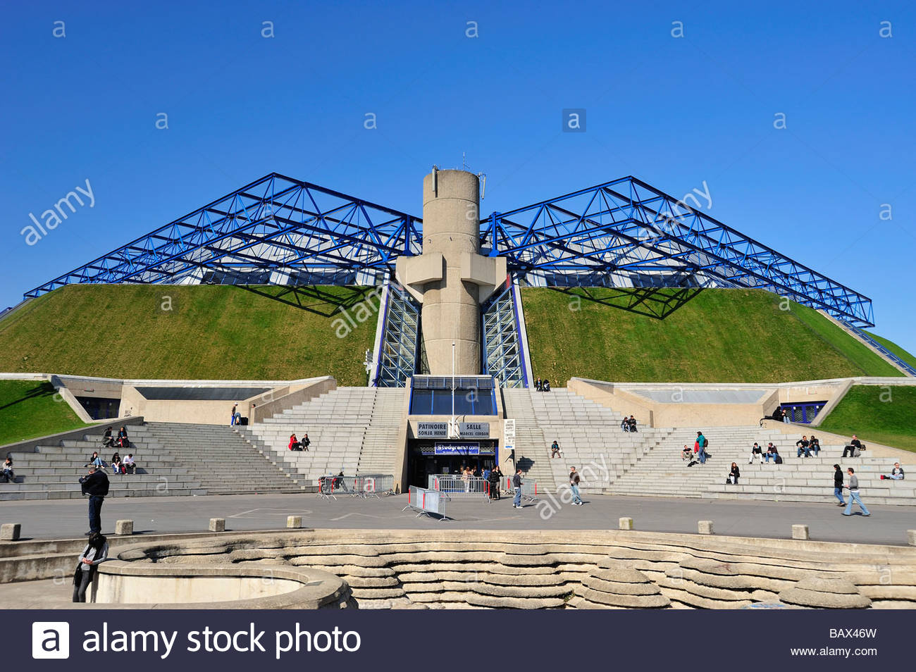 Studio 28 Paris, Palais Omnisports Paris Bercy, Paris, France Stock Photo, Royalty ...