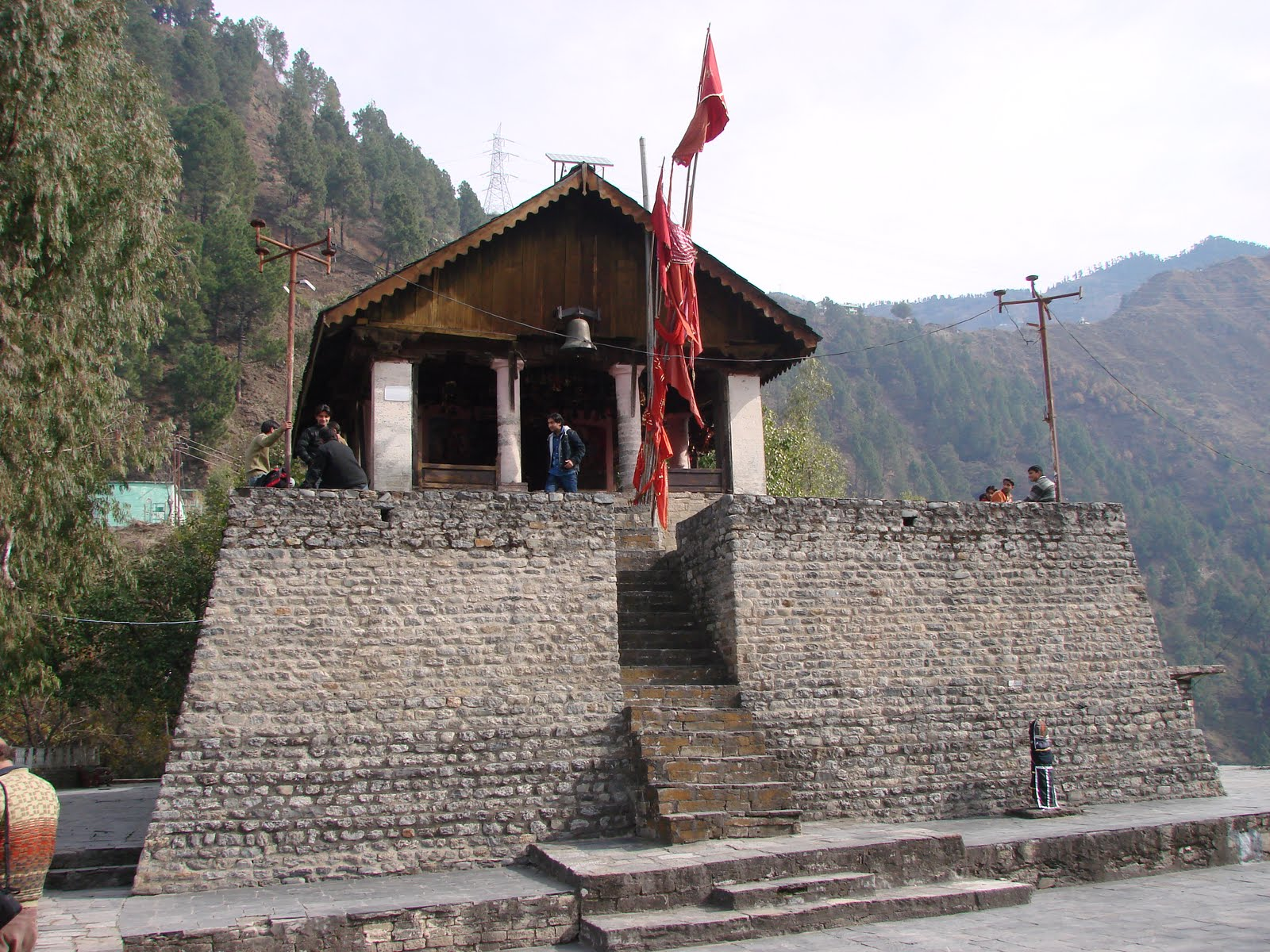 Sui Mata Shrine India
