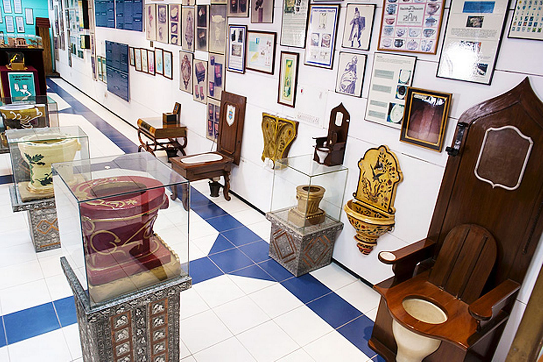 Sulabh International Museum of Toilets Delhi, Did You Know Delhi Is Home To The International Museum Of Toilets ...