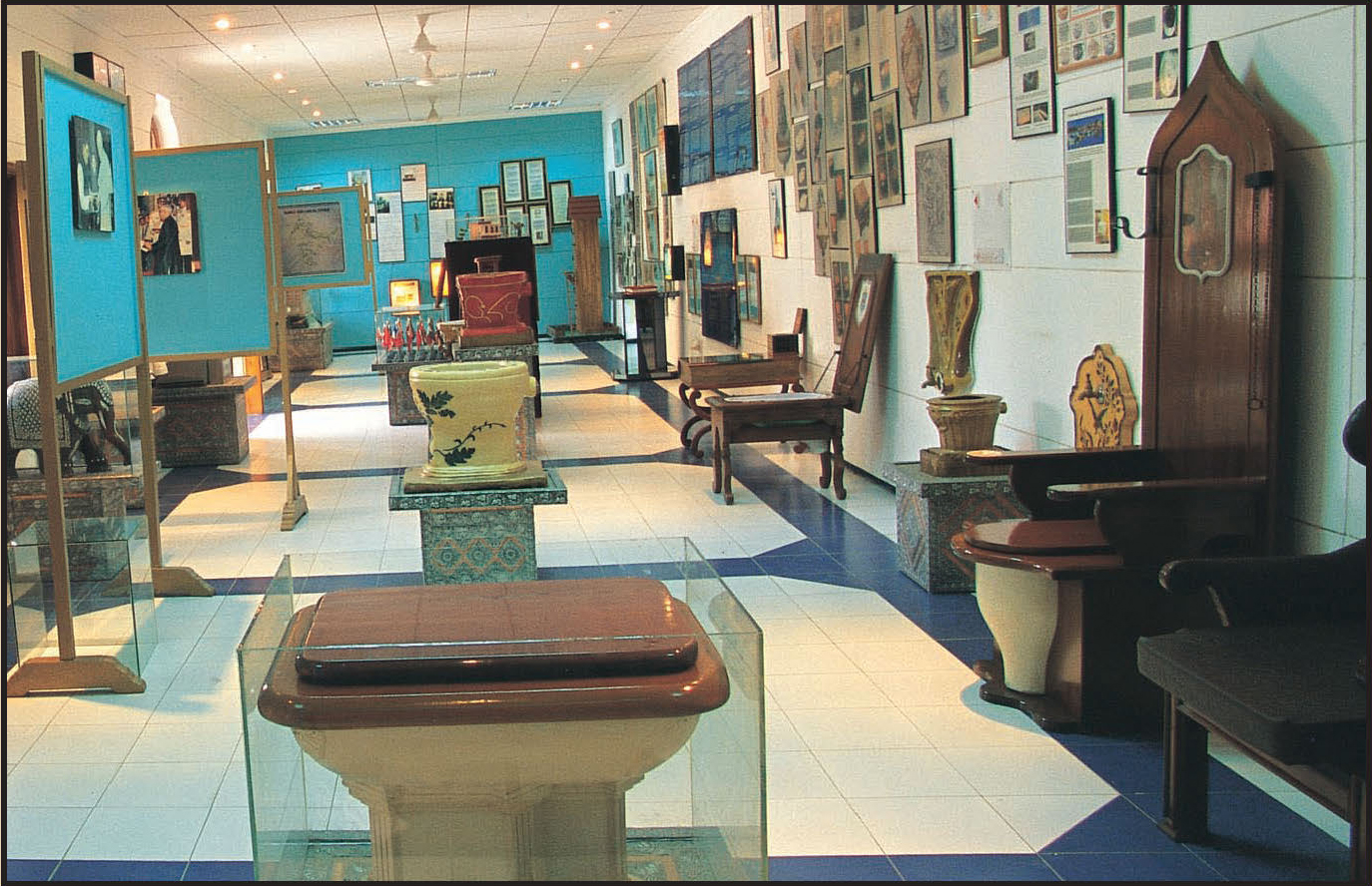 Sulabh International Museum of Toilets Delhi, SULABH INTERNATIONAL MUSEUM OF TOILETS NEW DELHI – Dronah Foundation