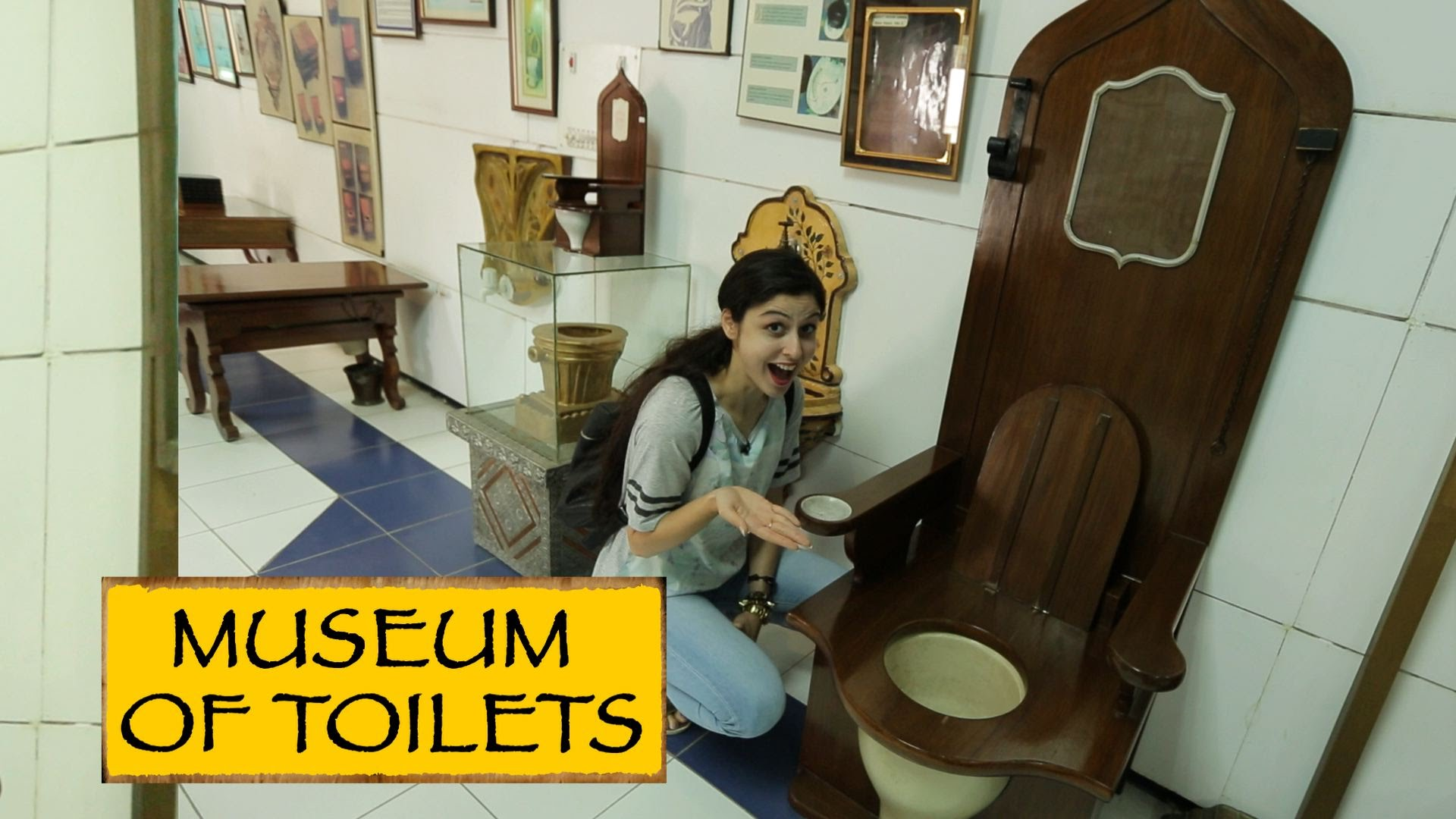 Sulabh International Museum of Toilets Delhi, Sulabh International Museum of Toilets || New Delhi - YouTube
