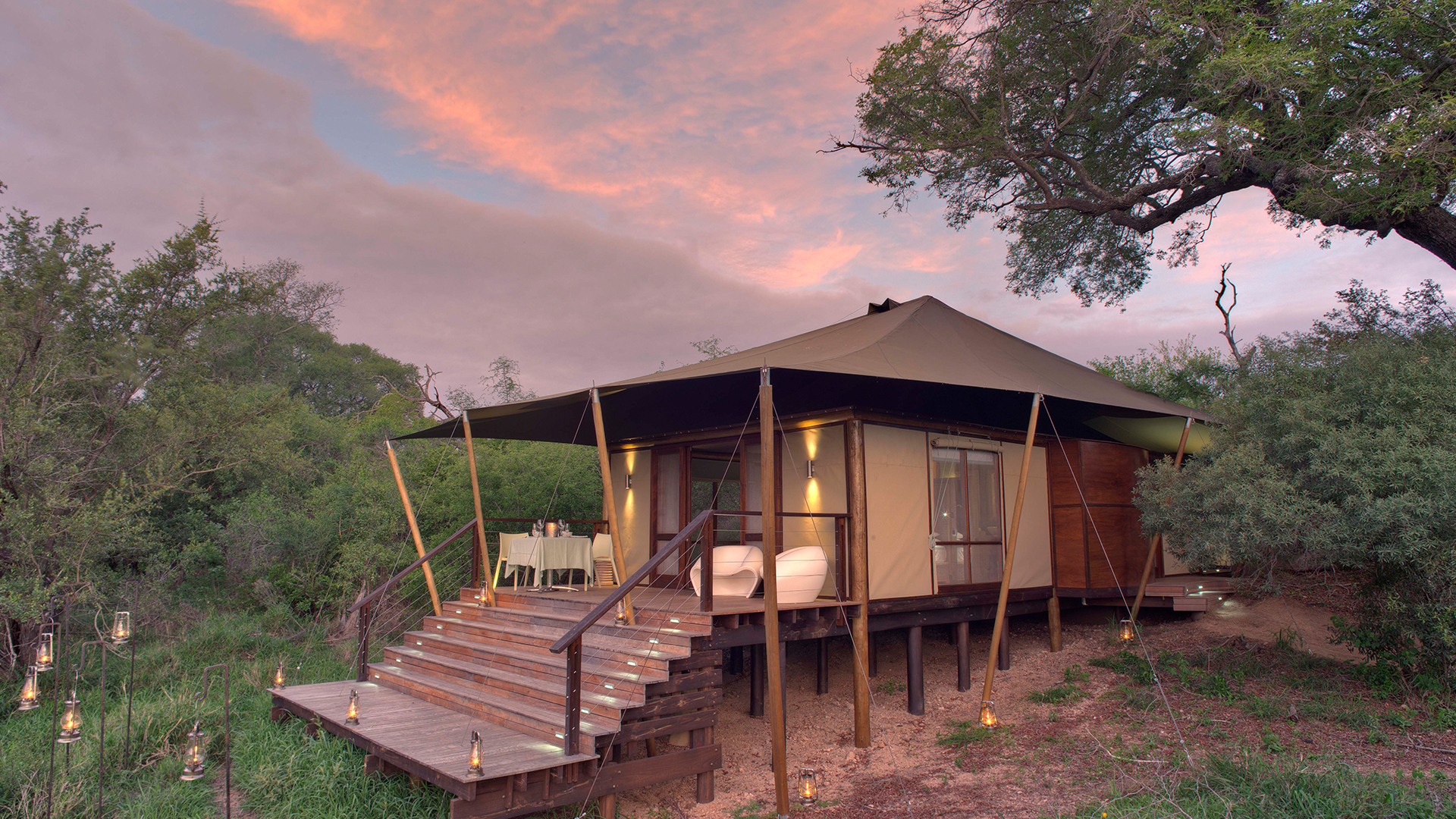 Sun City North West Province, andBeyond Ngala Tented Camp | Kruger National Park