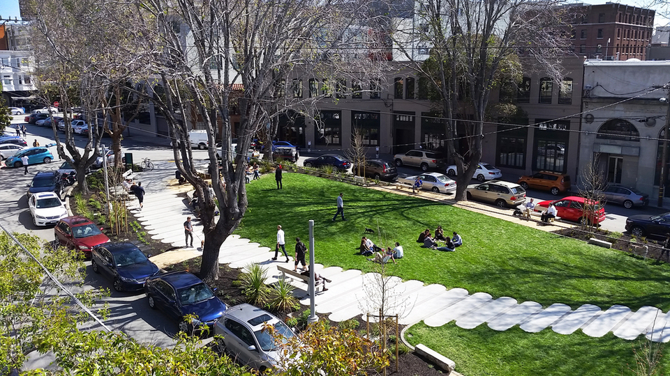 Sun Terrace San Francisco, Office Space for Sublease - South Park in SOMA - 80 South Park ...