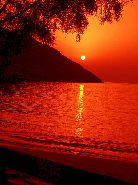 Sunset Beach The Cyclades, 42 best Kythnos, Cyclades images on Pinterest | Greece islands ...