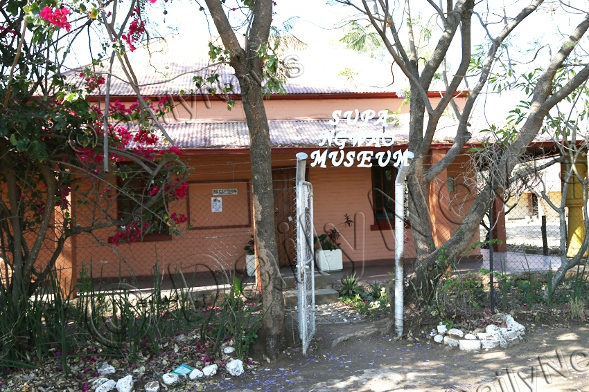 Supa-Ngwao Museum Francistown, Welcome to Daily News .:. General - Landmarks reminder of Ghetto's ...