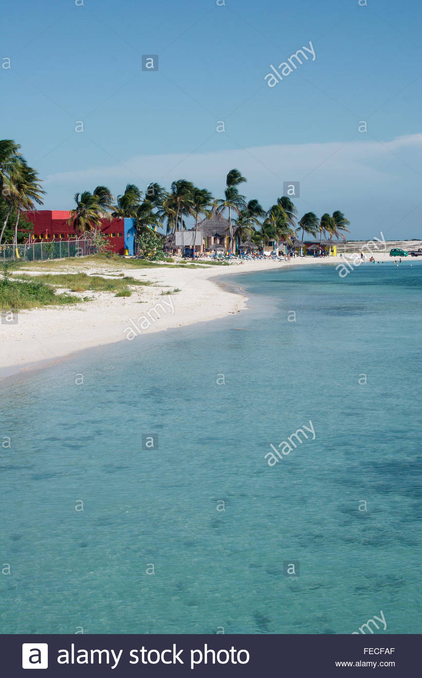 Surfside Beach Oranjestad, Aruba Surfside beach near Oranjestad downtown Stock Photo, Royalty ...