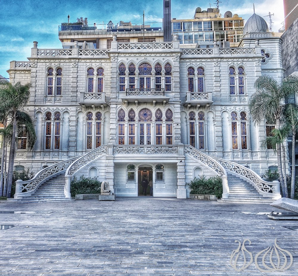 Sursock Museum Beirut, Sursock Museum Resto: A Different Approach to Dining ...