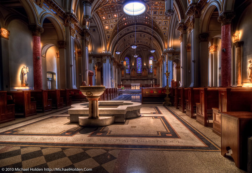 Suzzallo Library Seattle, Baptismal Font, St. James Cathedral, Seattle   Baptismal Fon…   Flickr