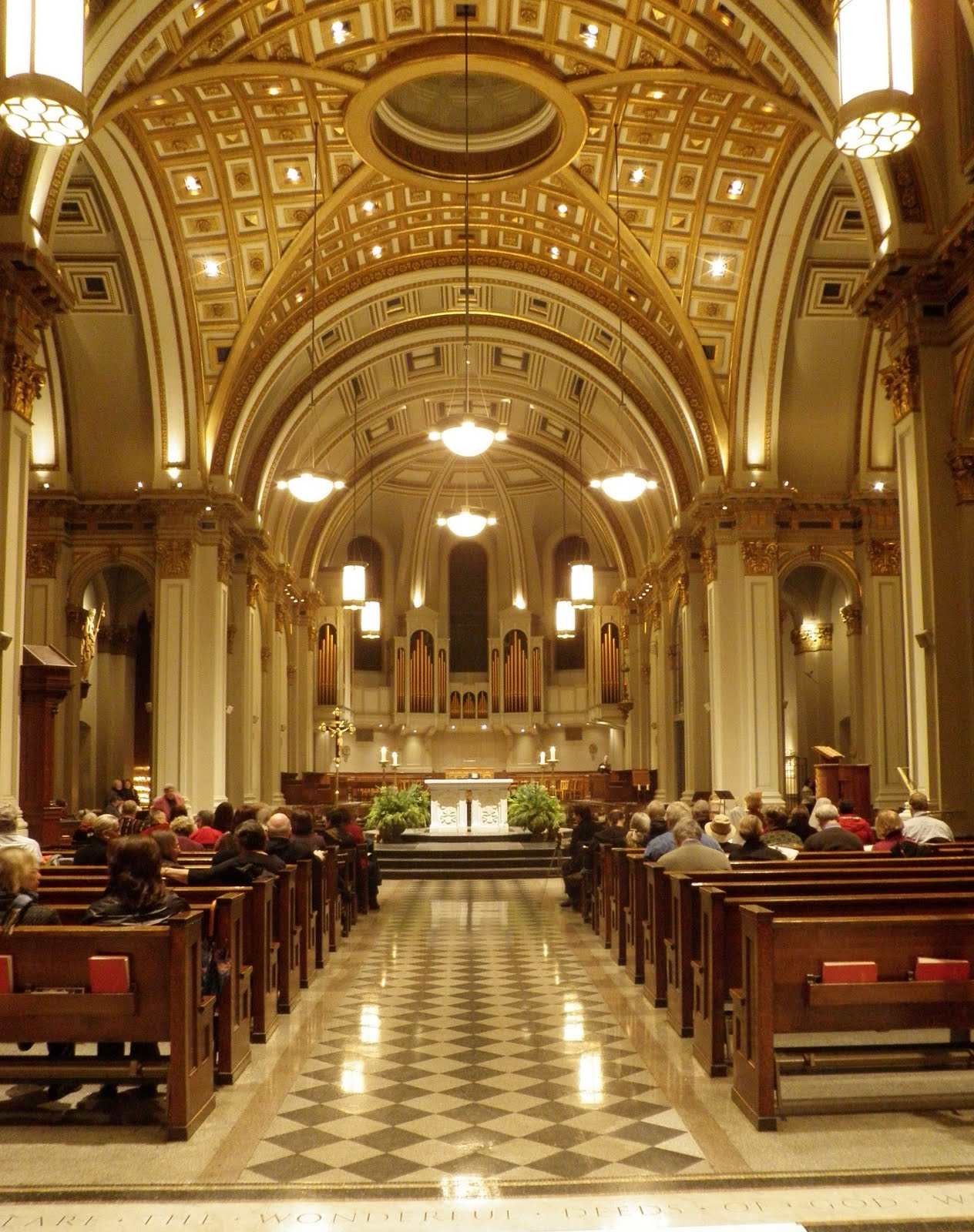 Suzzallo Library Seattle, Pacific Northwest Seasons: Seattle's St. James Cathedral: Medieval ...