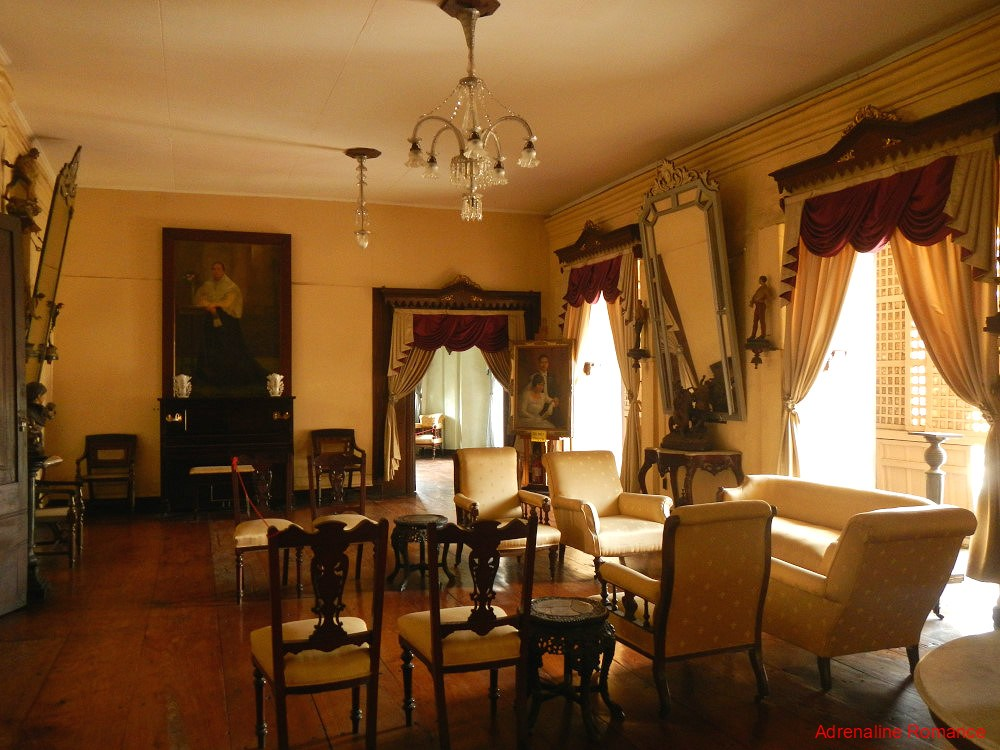 Syquia Mansion Museum Vigan, Nostalgic Vigan: Of Wooden Mansions and Cobblestone Streets of ...
