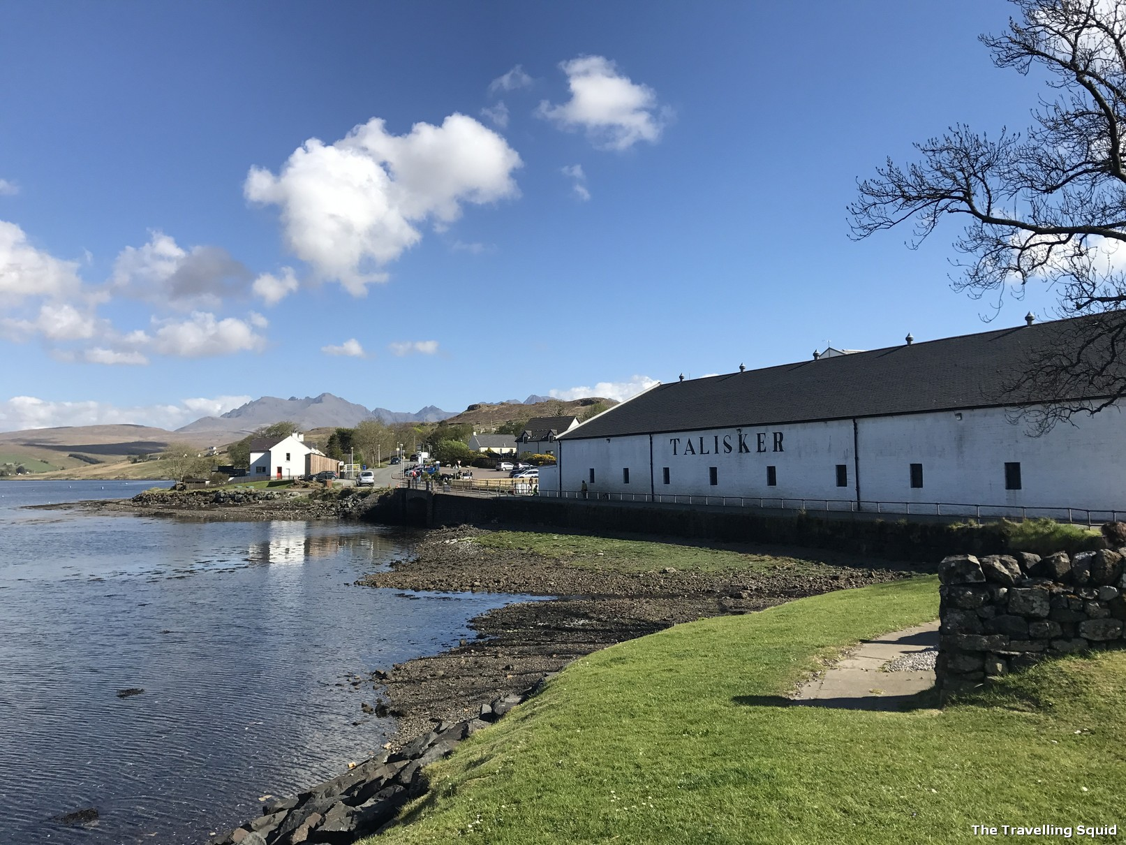 Talisker Distillery The Northern Highlands and the Western Isles, Visiting the Talisker Distillery in Carbost Isle of Skye - The ...