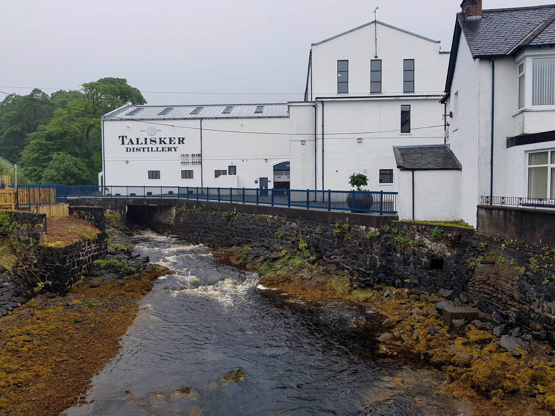 Talisker Distillery The Northern Highlands and the Western Isles, Venturing to the Highlands of Scotland - Reeves Do Travel