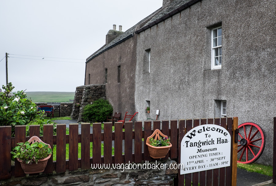 Tangwick Haa Museum Orkney and Shetland Islands, Midsummer in Shetland, diary for week four (part 2) - Vagabond Baker