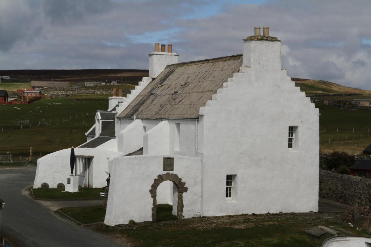 Tangwick Haa Museum Orkney and Shetland Islands, Old Haa Museum | Museums & Galleries | Shetland Islands | Welcome ...