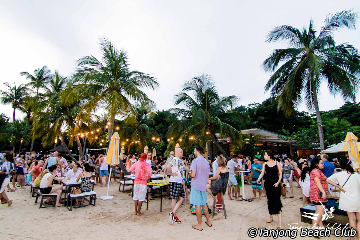 Tanjong Beach Malaysia, Singapore & Brunei, Sentosa Island Restaurants - Where and What to Eat in Sentosa Island
