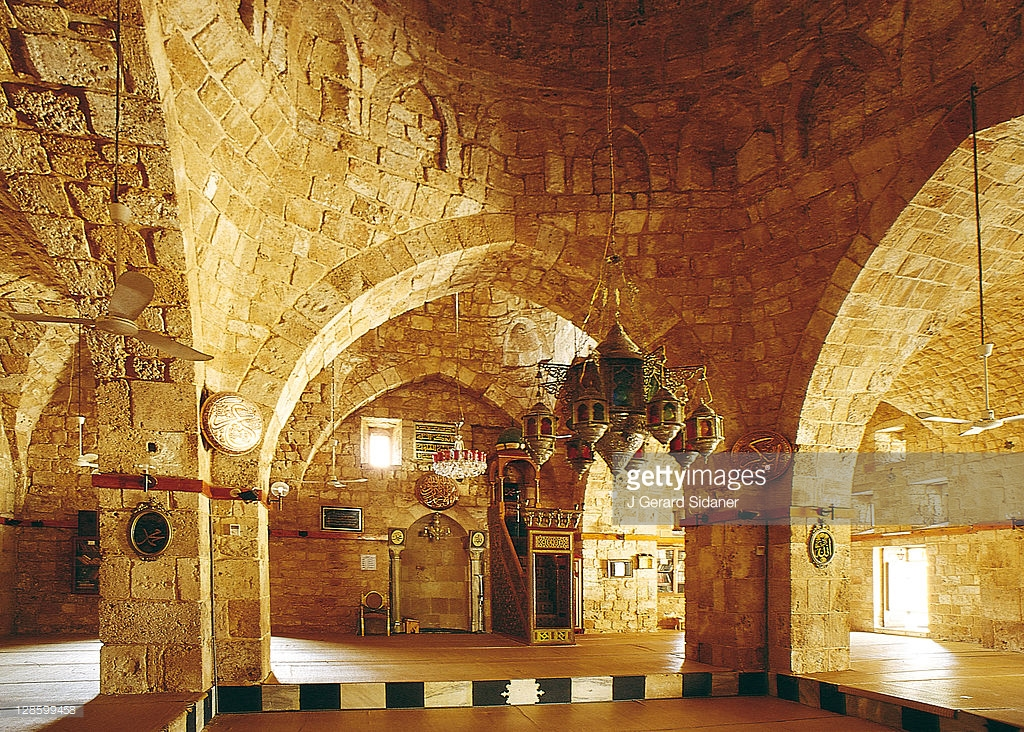 Taynal Mosque Tripoli, Taynal Mosque Tripoli Lebanon Stock Photo | Getty Images