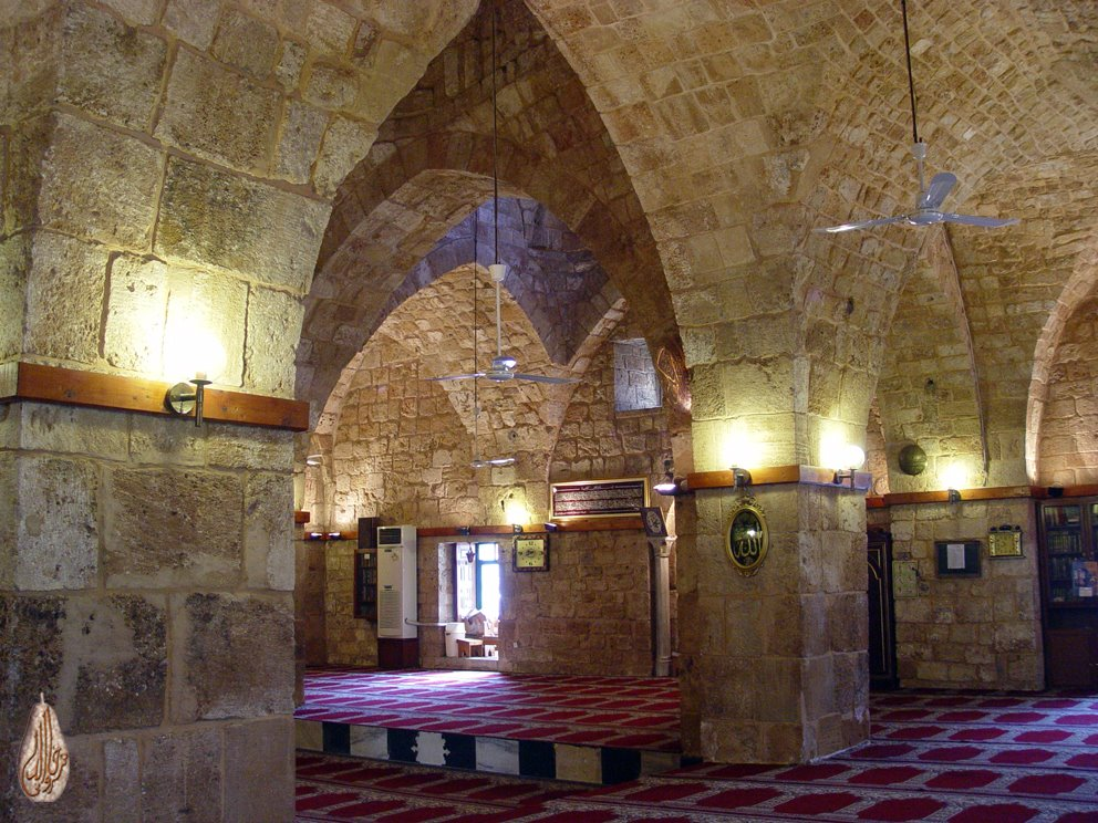 Taynal Mosque Tripoli, Panoramio - Photo of Taynal Mosque; Taynal Mosque is Typical of ...