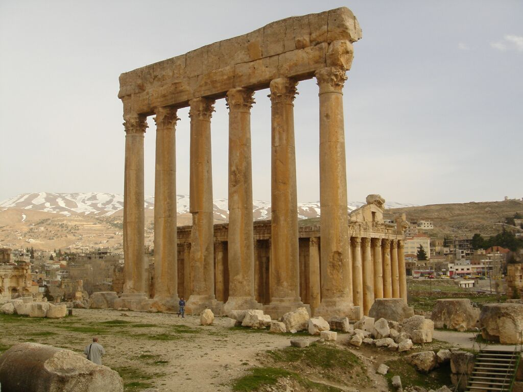 Temple of Jupiter Baalbek, Baalbek: The Unsolved Enigma
