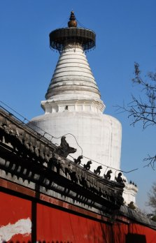 Temple of the White Pagoda Beijing, Story about Beijing White Pagoda Temple|China Ancient Story|China ...