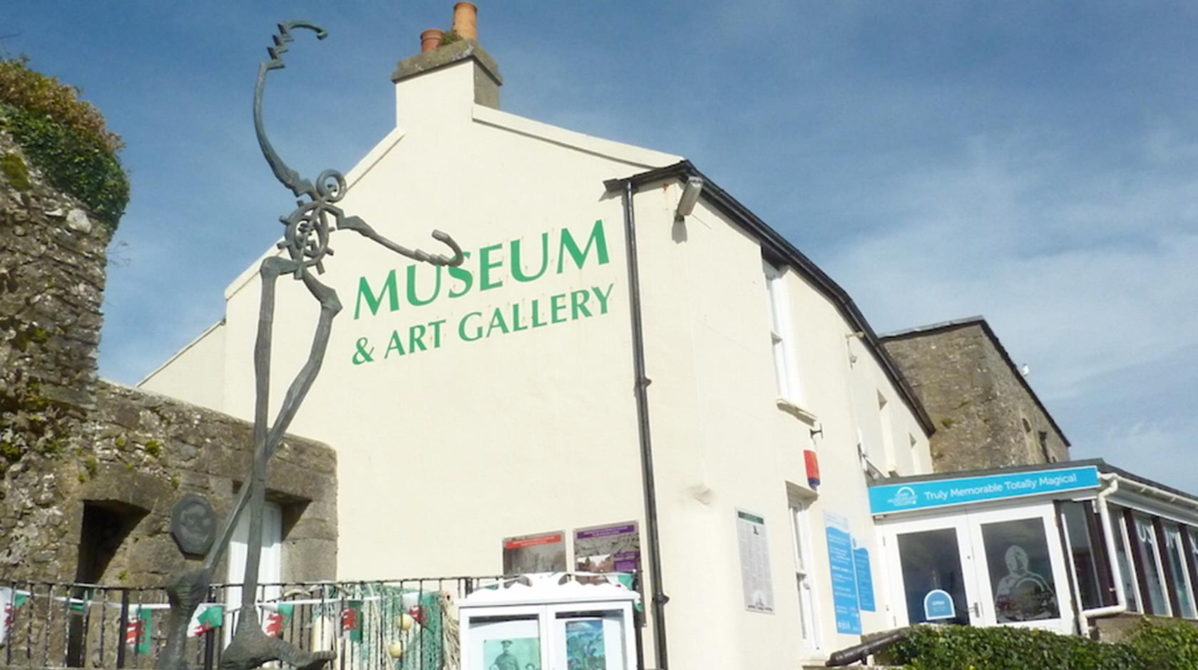 Tenby Museum and Art Gallery South Wales, Tenby Museum and Art Gallery | Day Out With The Kids