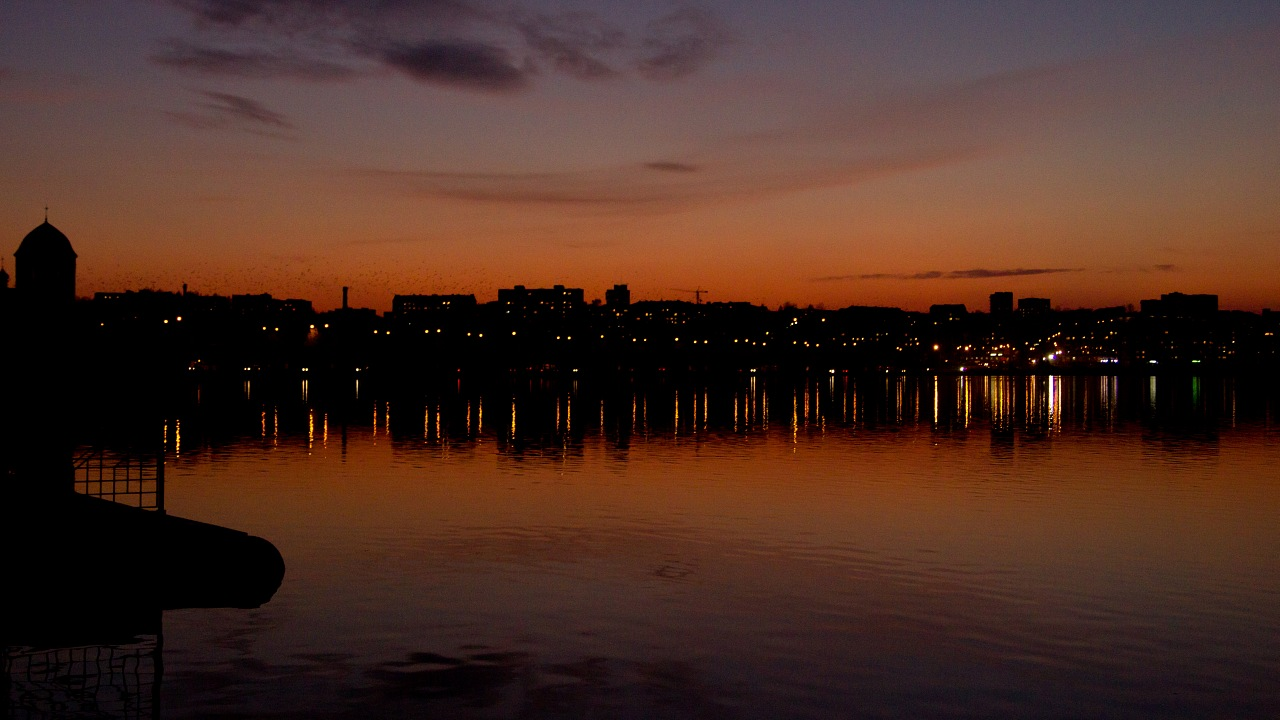 Ternopil Lake Ternopil, Ternopil`. Lake view. | Ternopil`- instead of thousand words ...