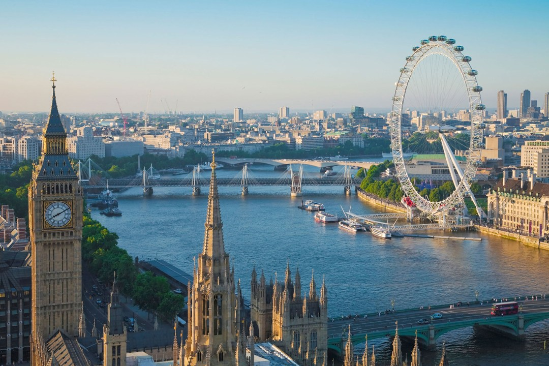 Thames River London, 10 top places to visit along the River Thames (Condé Nast Traveller)