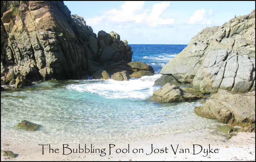 The Bubbly Pool Jost Van Dyke, Bareboat Charter | Virgin islands, Bareboat charter and Catamaran