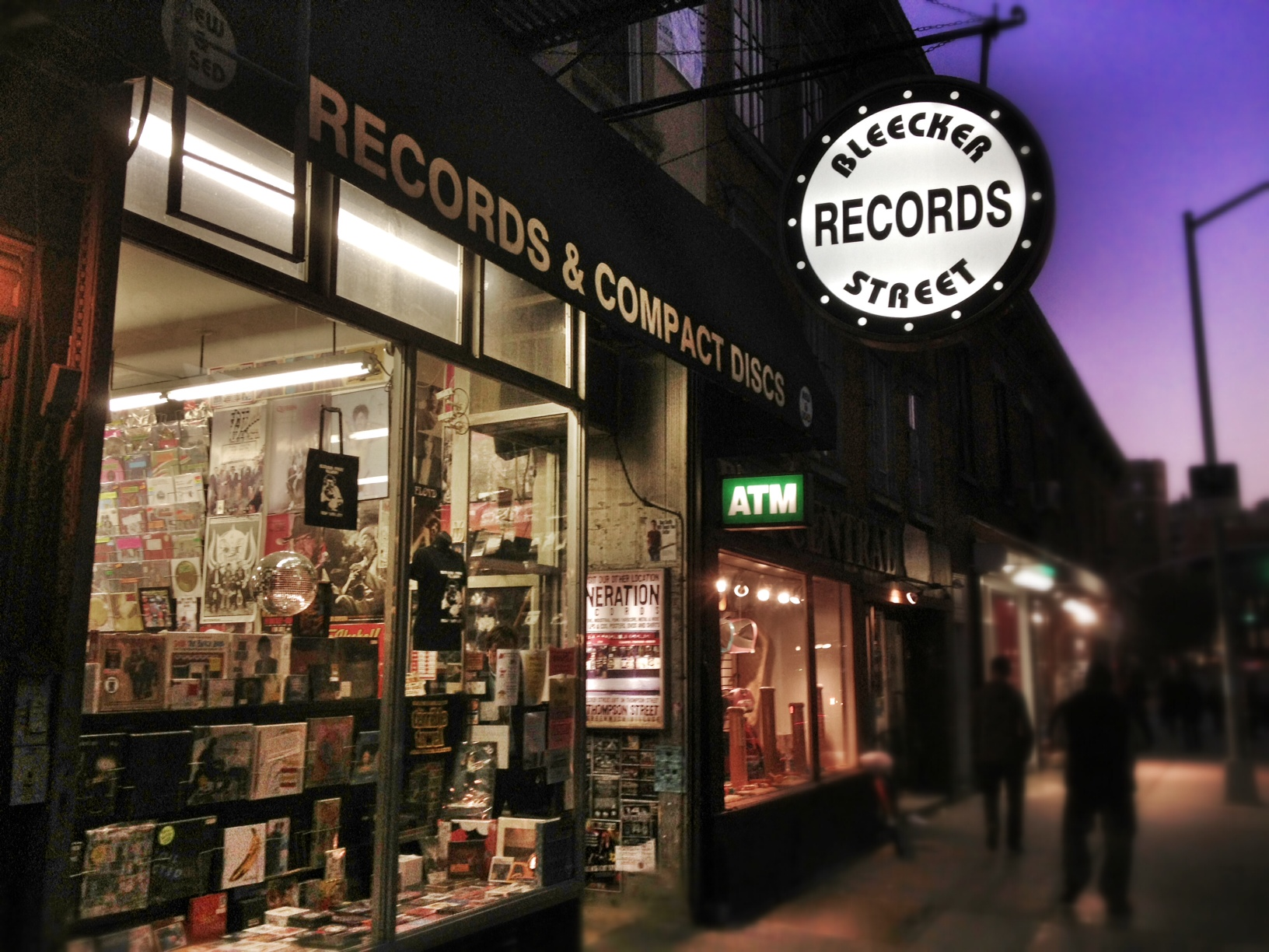 The Cyclone  New York City, Why the New York City Record Store Still Matters.