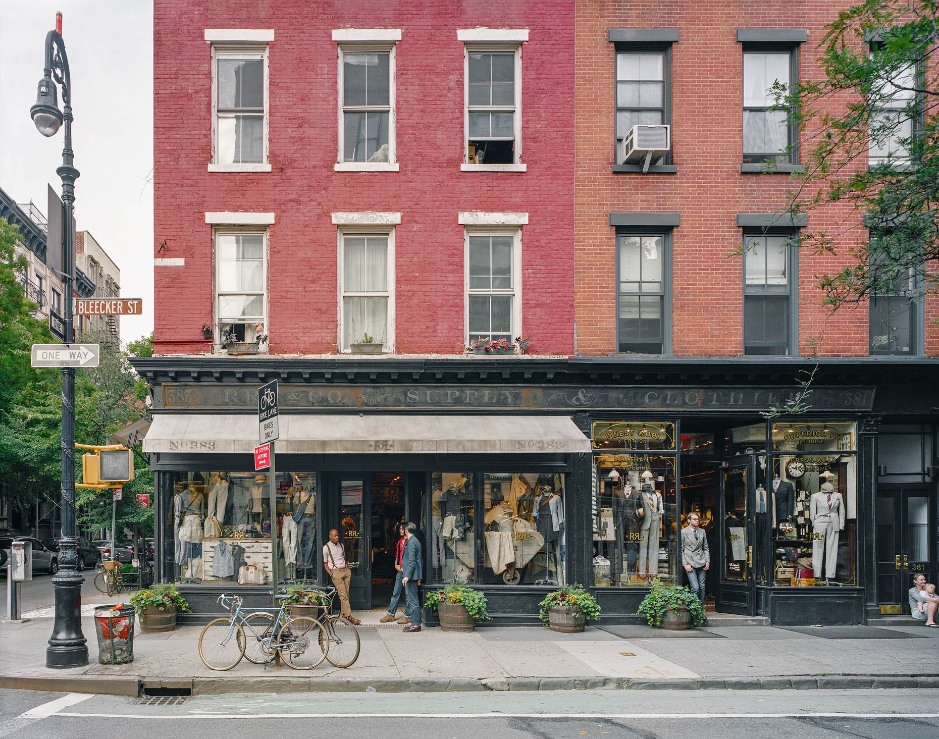 The Cyclone  New York City, Polo Ralph Lauren, 383 Bleecker Street, West Village, New York ...