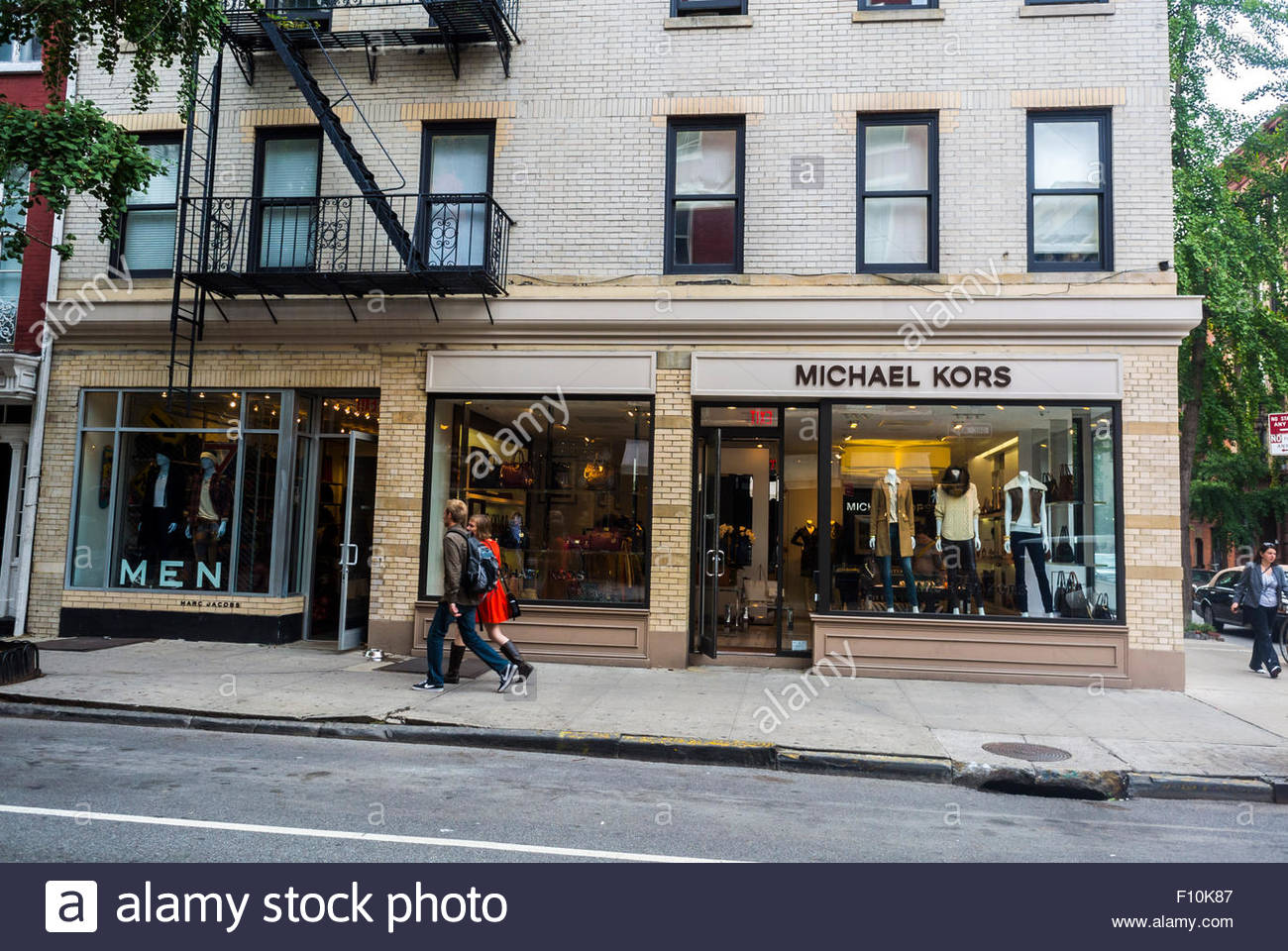 The Cyclone  New York City, New York City, USA, Bleecker Street, Luxury Brand Shop, Michael ...