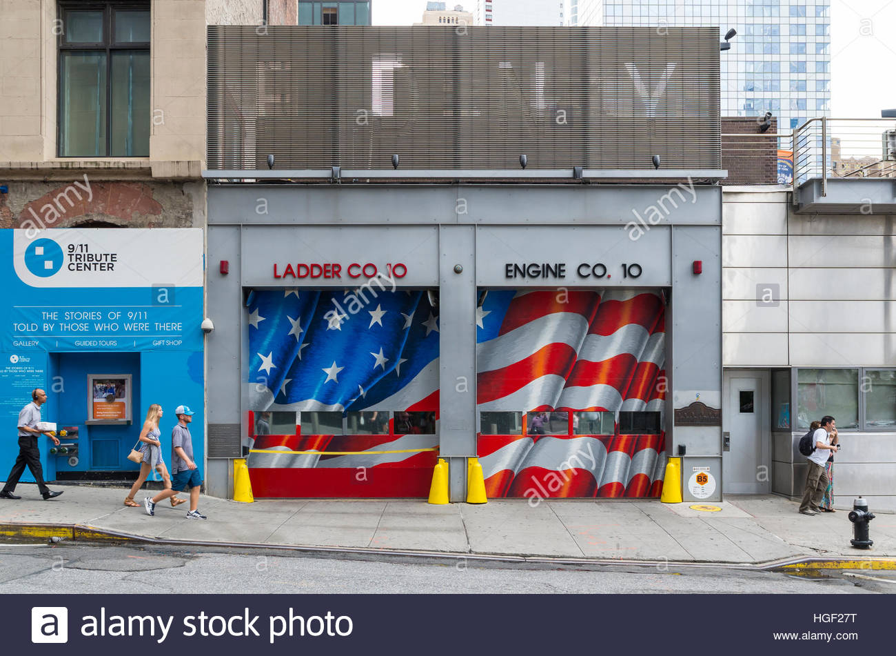 The Daily Show with Jon Stewart New York City, Firehouse New York Stock Photos & Firehouse New York Stock Images ...