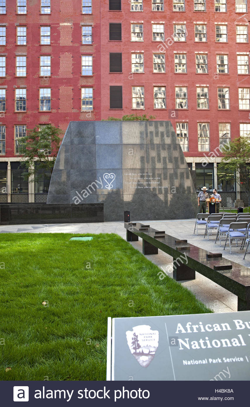 The Daily Show with Trevor Noah New York City, USA, New York City, city, architecture, African Burial Ground ...