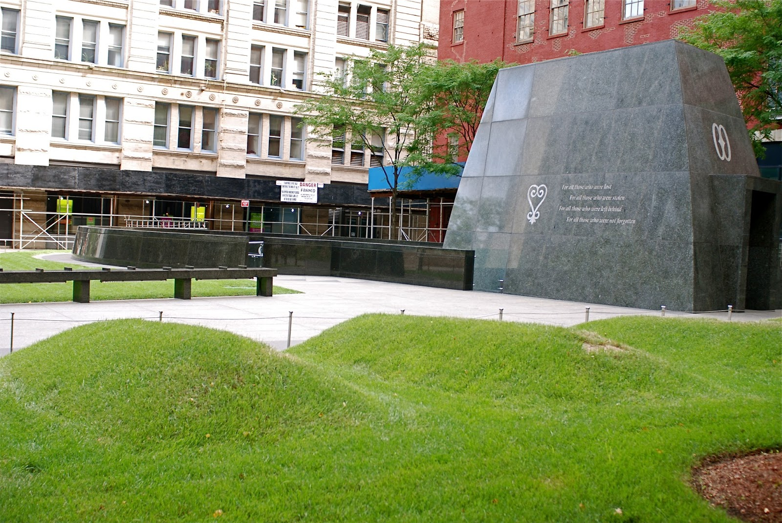 The Daily Show with Trevor Noah New York City, NYC ♥ NYC: African Burial Ground - A Sacred Space in Manhattan ...